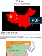 China the Once and Future King