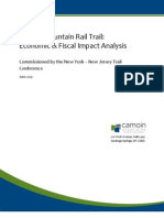 Rail Trail Economic Impact Study
