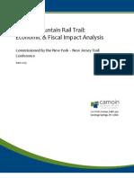 Rail Trail Economic Impact Study