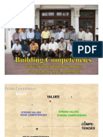 BUILDING Competencies Workshop for Praxair- Chandramowly