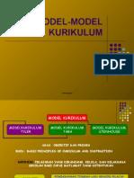 Model Kurikulum