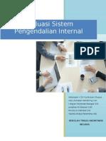 Paper Evaluasi Sistem Pengendalian Internal