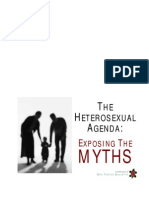 The Heterosexual Agenda