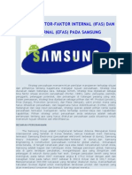 Analisis Faktor Samsung]