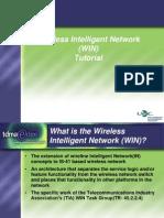 Wireless Intelligent Network WIN Tutorial