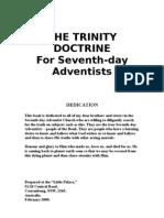 The Trinity Dcoctrine for SDA - Division CD