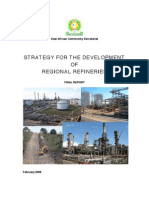 EAC Refineries Development Strategy