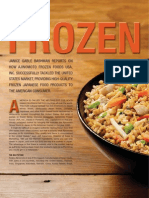 Profile - Ajinomoto Frozen Foods Usa