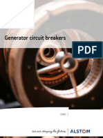 Generator Circuit Breakers Brochure GB