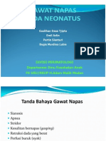 Ka .172 Slide Gawat Napas Pada Neonatus