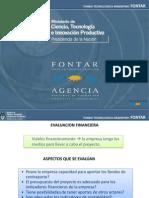 Taller Formulación de Proyectos - Fontar