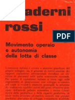 Quaderni Rossi 6. Movimento Operaio [Unlocked by Www.freemypdf.com]