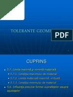 Curs 5 - Tolerante Geometrice2
