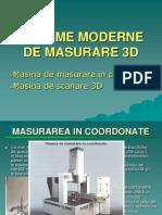 Curs 10 - Sisteme Moderne de Masurare 3d