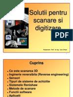 Curs 11 - Scanarea 3d