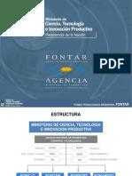 FONTAR - Instrumentos - Junio 2013