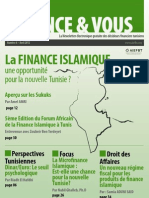 Newsletter Finance Vous Avril 2012