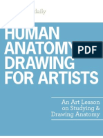 Human Anatomy Drawing for Artists