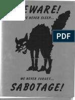 Black Cat Sabotage Handbook