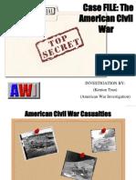 kentons civil war powerpoint