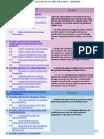 UDL Checklist Team 5.doc