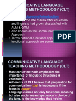 ELT METHODOLOGY