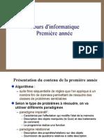 Informatique 1ere ann�e.pdf