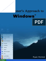 A Beginner's Approach to Windows