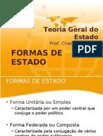 Tge - Aula 10 - Formas de Estado