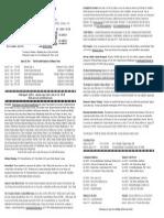Bulletin June 16, 2013