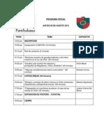 Primer Simposio de Investigación de Mamíferos Marinos en Chile  - UMayor