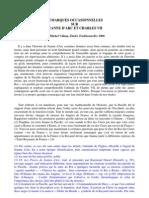 Valsan - Remarques Occasionnelles Sur Jeanne d'Arc
