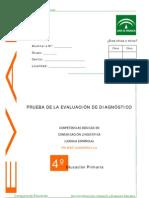 PRUEBAS DE DIAGNOSTICO DE LENGUA I 2007-2008