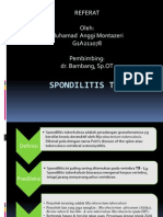 Spondilitis New 2003