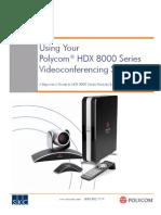 Guide HDX8000