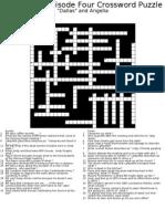 True Blood Ep 4 Crossword