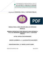 Manual Declaracion Anual Pm