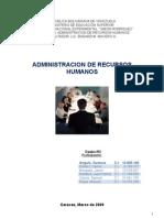 Unidad I - Administración de Recursos Humanos