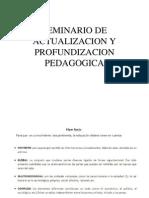 Seminario App II.ppt ,Capacitacion