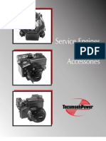 Tecumseh Service Engines and Accessories