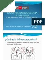 Influenza_porcina - Ministerio de Salud