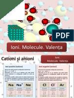 0 723. Ioni. Molecule. Valenta