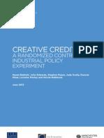 Creative Credits