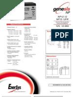 np12-12 spec sheet