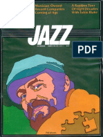 JAZZ Magazine Summer 1978 Vol 2. No 4.