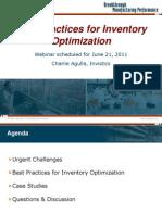 bestpracticesforinventoryoptimizationbyinvistics6-21-110607102748-phpapp02