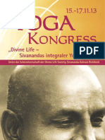 Yoga Kongress 2013