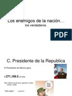 Los Enemigos de Mexico