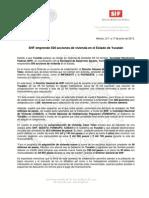 17-06-13 SHF EMPRENDE 500 ACCIONES DE VIVIENDA EN EL ESTADO DE YUCATAN