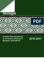 EDS MICS 2010 11 Rapport Final